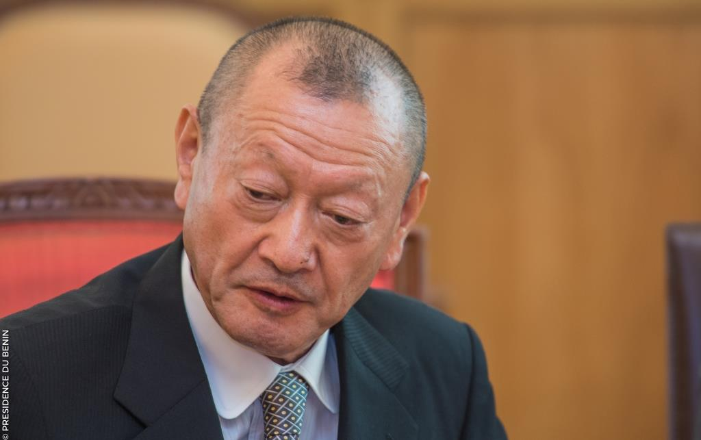 一般社団法人アフリカ開発協会 会長 矢野哲朗